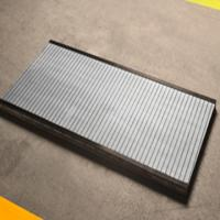Buy cheap slotted wedge wire screen from wholesalers