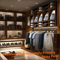 Wholesale Modern wood retail menswear shop interior design from china suppliers