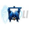 Buy cheap Air Driven Pneumatic Diaphragm Pump Aluminium Alloy For Conveying from wholesalers