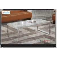 Wholesale WG-7310,Temperate glass table,living room furniture from china suppliers
