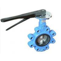 Wholesale DN 100 PN 16 water butterfly valves SS Body By Lever Operated And Seat is EPDM from china suppliers