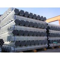Wholesale BS1387 Hot Dip Round Galvanized Steel Pipes, Q195, Q215, Q235, Q345 Round Steel Pipe from china suppliers