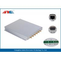 Wholesale ISO18000-3 Long Range RFID Reader RF Power 1 - 8W With Six Channels from china suppliers