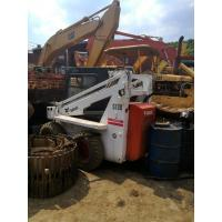 Wholesale used Backhoe loader mini bobcat for sale 2012 s130 s160 made in original UK located in china from china suppliers