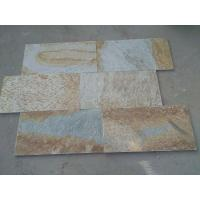Wholesale Oyster Slate Tiles Natural Stone Pavers/Walkway Patio/Beige Paving Stone Pool coping Stone from china suppliers