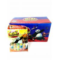 Wholesale KungFu Panda Sweet and sour candy with colorful  outlook from china suppliers