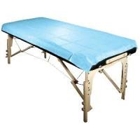 Quality Surgical Non Woven Bed Sheets Apply on Hospital Exam Tables or Stretchers for sale