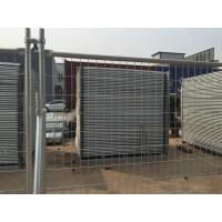 Wholesale WESTERN PORT construction temp fence temporary for sale temporary mesh fence 2100mm x 2400mm from china suppliers