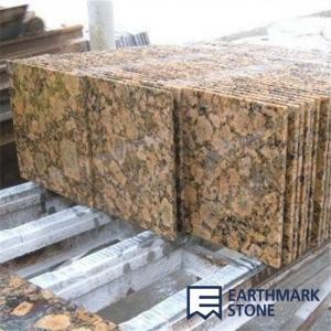 Wholesale Giallo Fiorito Granite Tile from china suppliers