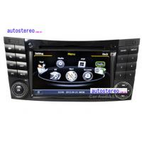 Wholesale 7'' Car Stereo Mercedes Benz Sat Nav DVD Multimedia DVD Player from china suppliers