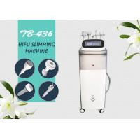 Wholesale Focus Hifu Fat Reduction Equipment , Ultrasound Fat Cavitation Slimming Machine from china suppliers