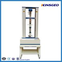 Wholesale 0.1-500mm/min Speed Floor Type Universal Testing Machines , 500kn Tensile Testing Equipment from china suppliers
