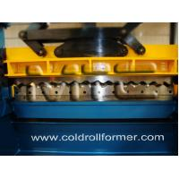 Buy cheap Corrugated Roofing Sheet Forming Machine from wholesalers
