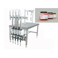Wholesale Beverage / Food / Medical Semi-Automatic Filling Machine with Pneumatic Driven from china suppliers