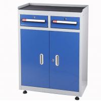 Wholesale Professional Movable Metal Tool Cabinet On Wheels , Roller Cabinet Tool Box from china suppliers