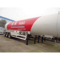 Wholesale factory sale best price CLW 3 axle LPG Semi Trailer 25 ton 59520 Liters, 2017s new cheaper price lpg gas tank trailer from china suppliers
