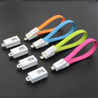 Wholesale Key chain Apple Lightning to USB Cable 20cm length, usb cable for apple iphone 6 plus from china suppliers