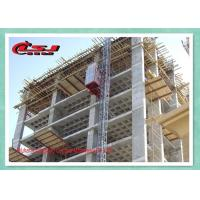 Wholesale High Speed Building Rack & Pinion Hoist , Construction Site Elevator from china suppliers
