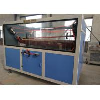 Buy cheap PE HDPE PPR Plastic Pipe Production Line With 1 Year Warranty , Low Noise from wholesalers