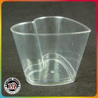 Wholesale Disposable Heart Shape PS Plastic Dessert Cup for Wholesale from china suppliers