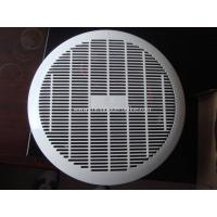 Wholesale 8inch 10inch 12inch ceiling cambered ventilation fan(APB-25) from china suppliers