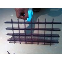 Quality Semi - Transparent PC Plastic Battery Fence Vacuum Forming Molds for sale