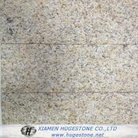 Wholesale Rusty Yellow G682 Bush Hammered, China Yellow Granite G682 Slabs from china suppliers