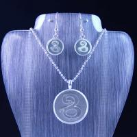 Wholesale High Quality Stainless Steel Jewelry Set LUS65 from china suppliers