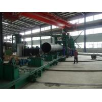 Buy cheap Spiral Welded Pipe Mill Hot Rolled Low Carbon Straight Seam Round Welding Pipe from wholesalers