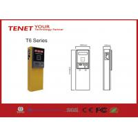 Quality T6 Series Entry Exit Terminal Vending Machine for sale