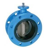 "Wholesale cast iron 2"" ~ 120"" Butterfly Valves For Sewage DIN2501 PN10 EN 593 from china suppliers"