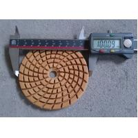 Buy cheap Wet Dry Diamond Polishing Pads from wholesalers