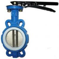 Wholesale Wafer Type Betterfly Valves/demco butterfly valves/high performance butterfly valves/butterfly valves manufacturers from china suppliers