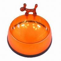 Wholesale Transparent dog bowl for pets from china suppliers