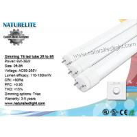 Wholesale Triac Dimming T8 LED Tube 2ft to 8ft 6W to 36W for Home and Commercial Lighting from china suppliers