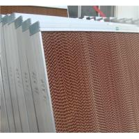 Wholesale evaporative cooling pad with frame from china suppliers