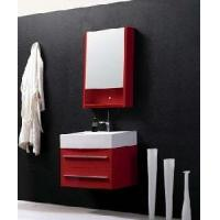 Wholesale Particle Board with Melamine Veneer Bathroom Cabinet  (PB-194) from china suppliers