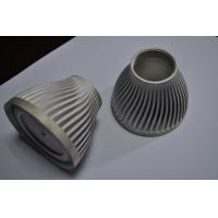 Wholesale Aluminum Sandblasting Heat Sink Cnc Lathe Turning parts for LED from china suppliers
