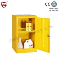 Wholesale Adjustable Shelves 10 Liter Hazardous Storage Cabinet Metal  Lockable from china suppliers