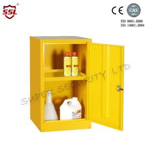 Wholesale Adjustable Shelves 10 Liter Hazardous Storage Cabinet Metal  Lockable from china suppliers