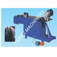 Wholesale 55 L Hydraulic Type Spiral Stainless Steel Elbow Machine For Undercutting / Seaming from china suppliers