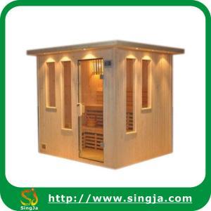 Wholesale Luxury Dry Sauna House/Sauna Cabin/Sauna Room(SR-D9) from china suppliers