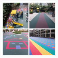 Wholesale Synthetic Kindergarten Flooring Rubber Anti Fade For Children from china suppliers