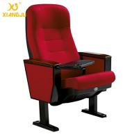 Wholesale School Africa Style Auditorium Chairs With MDF Writing Table Foldable Seat from china suppliers