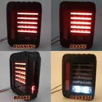Wholesale IP67 LED Tail Lights Back Up Rear Parking Stop Light Shockproof UV Protection from china suppliers