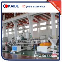 Wholesale Drip Tape Extrusion Machine with flat Emitter KAIDE extruder from china suppliers