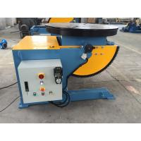 Buy cheap 5 T welding positioner with turning working table and speed digital readout/ pipe welding positioner from wholesalers