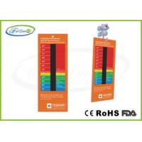 Wholesale Household LCD Color Changing Room Thermometer Card With CE Approved 60 * 160 mm from china suppliers