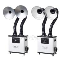 Buy cheap 200W Nail Salon Fume Extractor , Salon Air Purifier Less than 50 dB Noise from wholesalers
