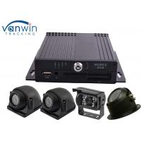 Wholesale Economical SD Card Mobile DVR VGA AHD 720P vehicle dvr gps 3g mdvr blackbox from china suppliers